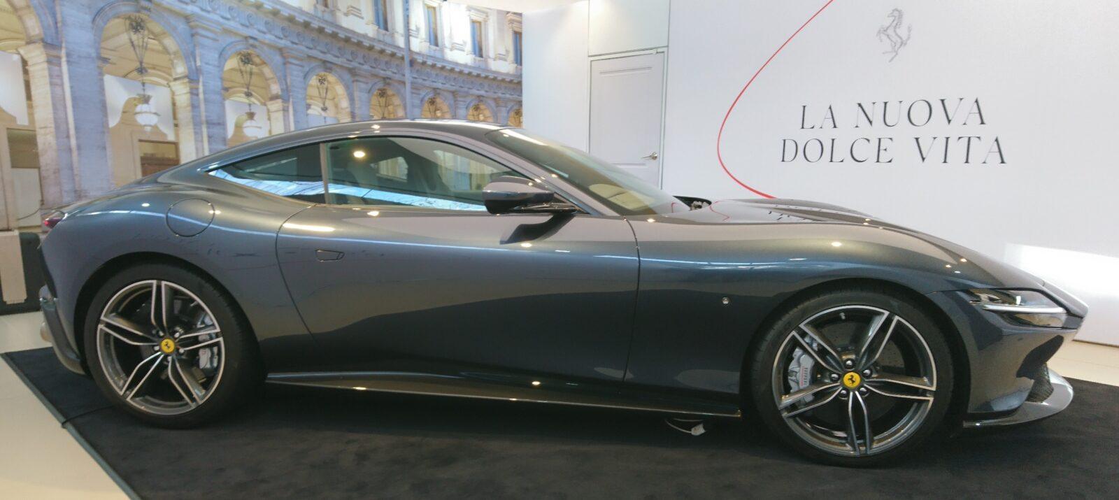 The Sweet Life Of The Ferrari Roma Comes To Australia Driven Women Magazine