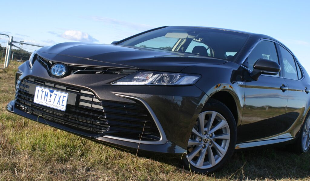 Toyota Camry Ascent Hybrid Front Bumper